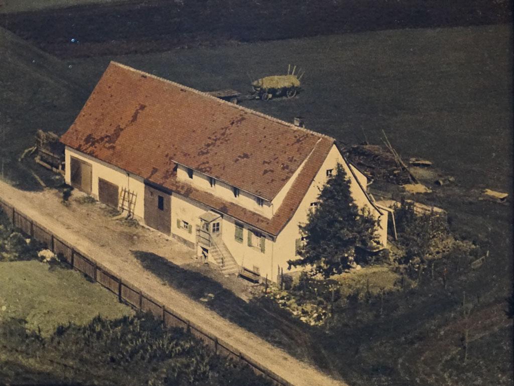 Haus Mayer in der Hohlgasse, 1958