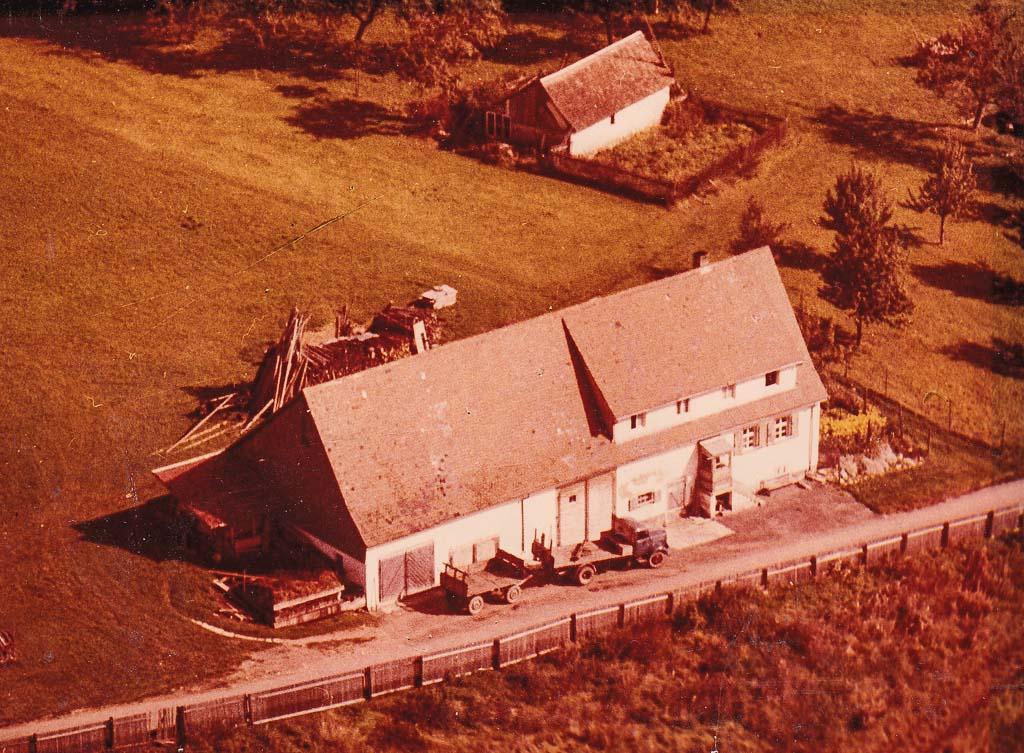 Haus Mayer in der Hohlgasse, ca. 1960-1970