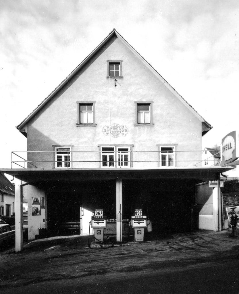 Haus Vergut in der Alenbergstraße, 1976