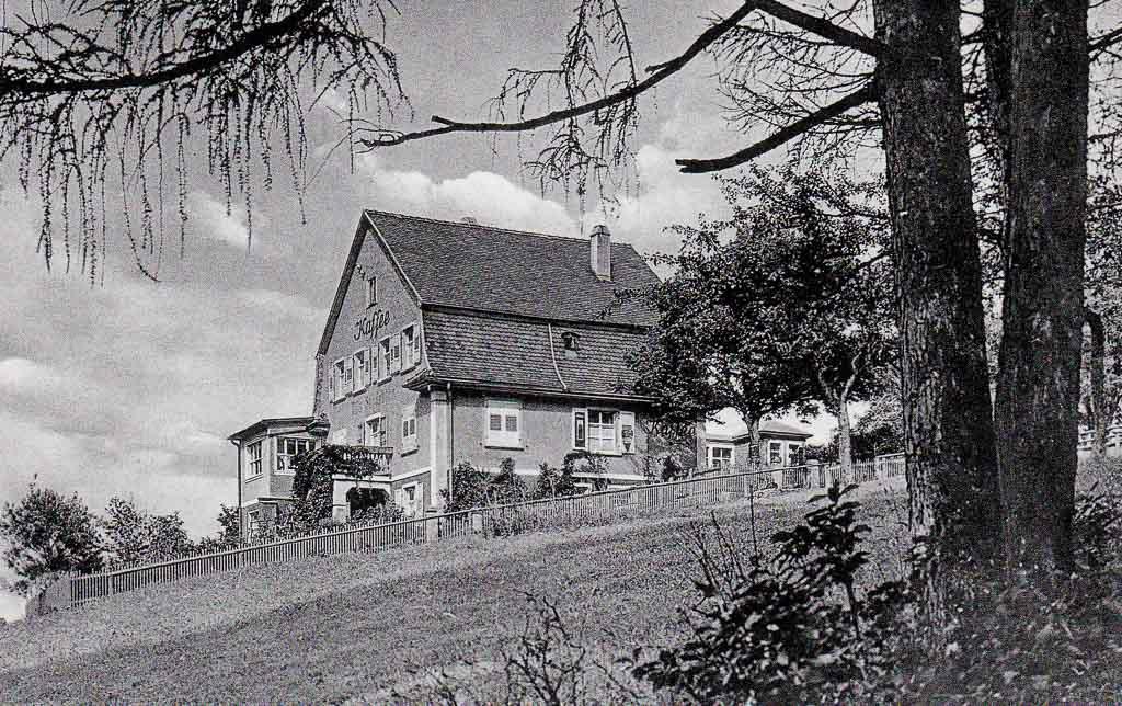 Haus »Schönblick«, ca. 1950
