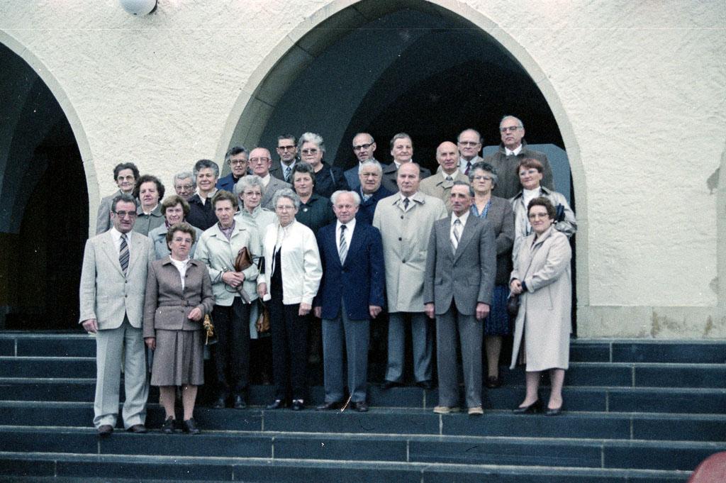 Klassentreffen der 60-Jährigen, 1984